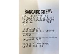 incident 0060 carte bancaire non atteint 6 et 7 incident ingenico